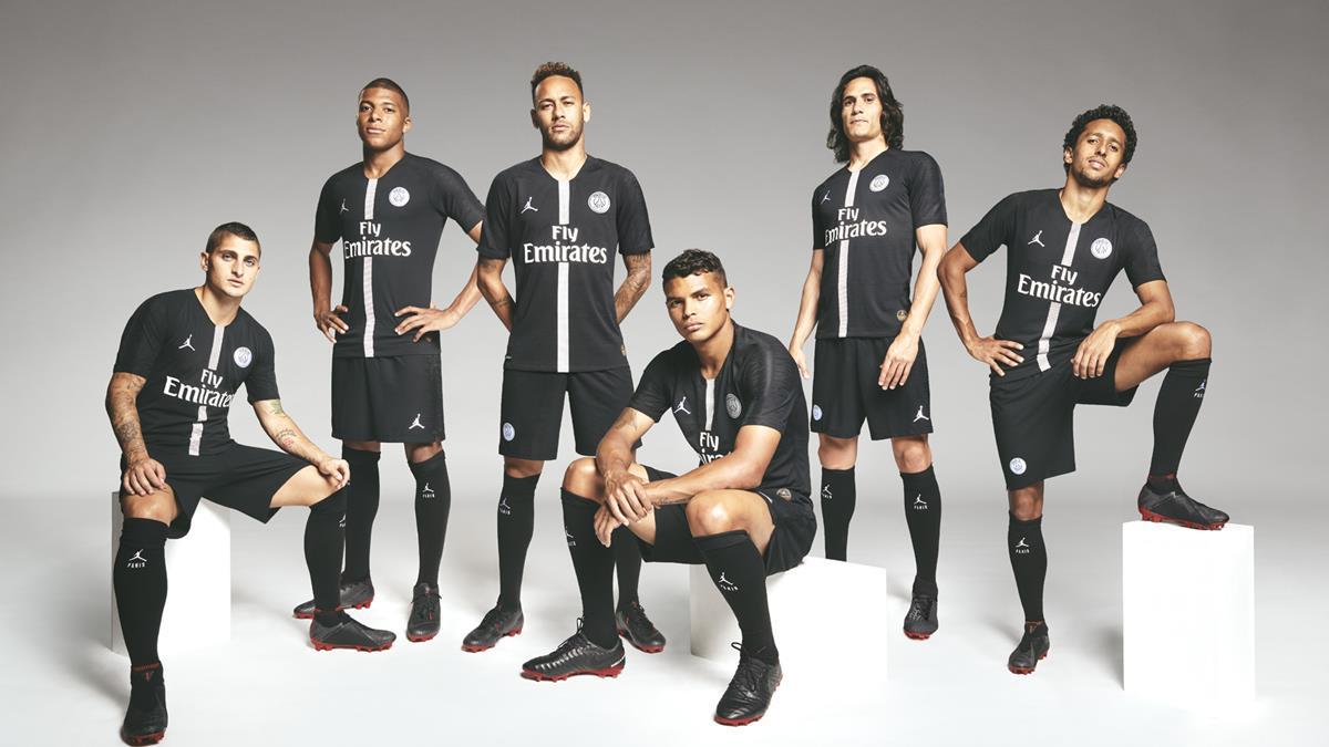 1b40daa2c23c Paris Saint-Germain and Jordan Brand team up