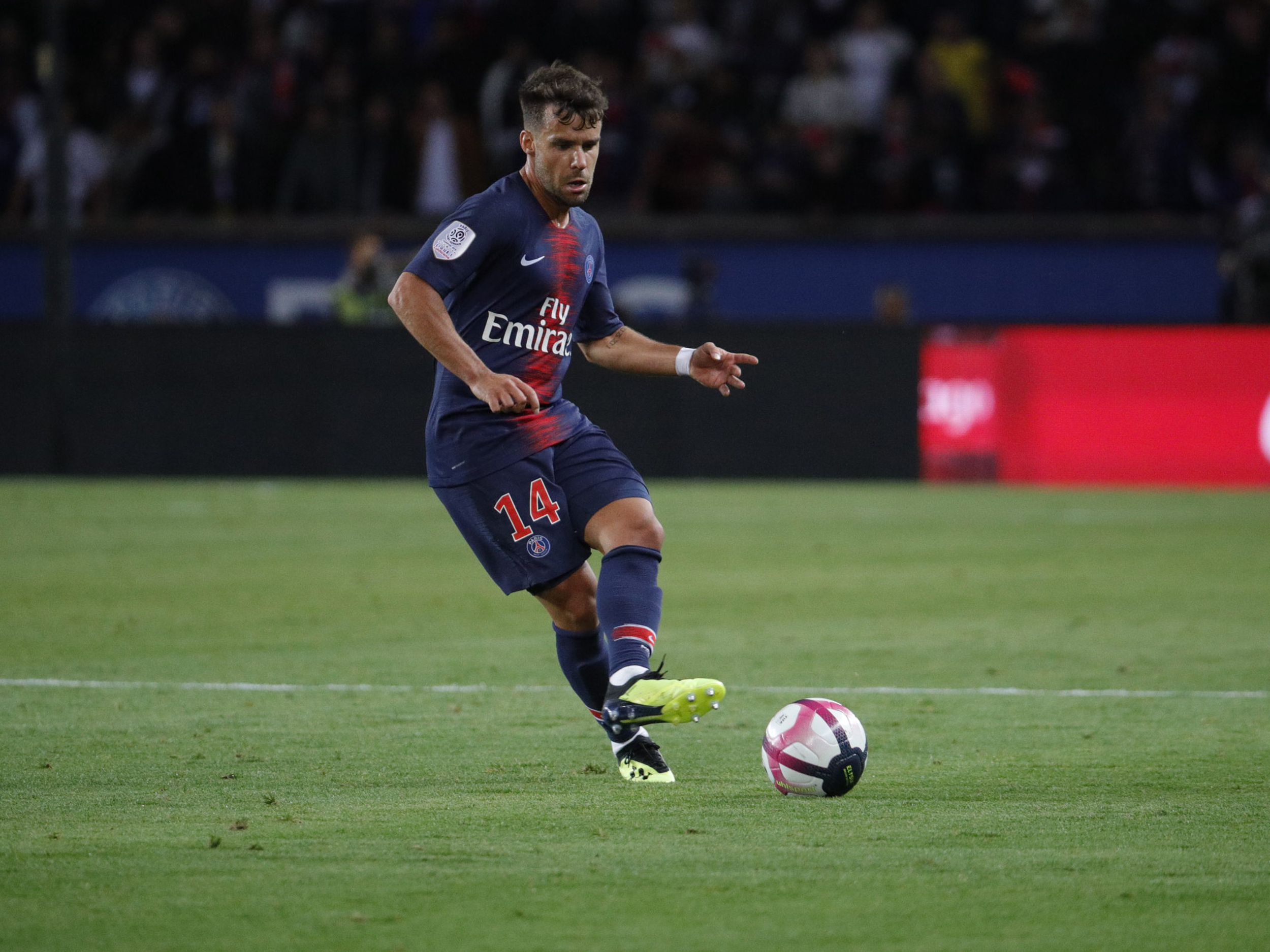 Maillot THIRD Paris Saint-Germain Juan BERNAT