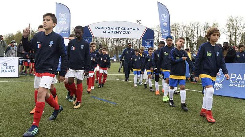 Le Brésil Et La Floride Remportent Lacademy Cup 2018 Paris Saint