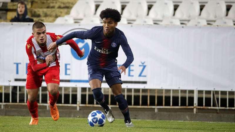 Uefa Youth League 6j Etoile Rouge De Belgrade Psg 0 1 0