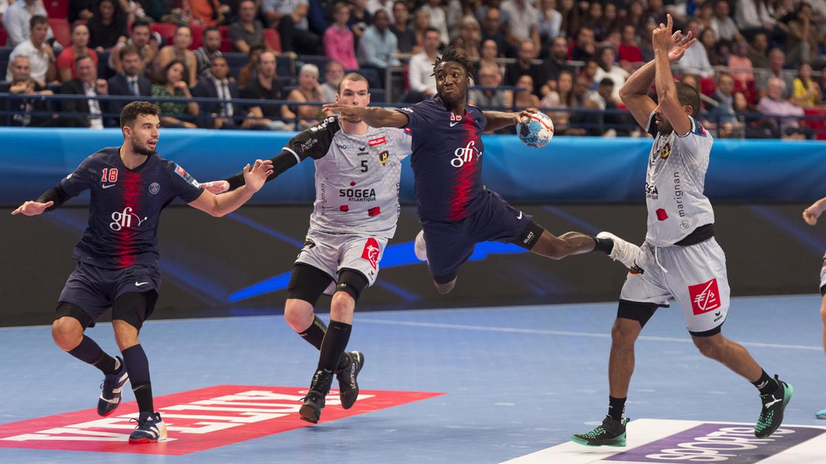psg handball nantes l avant match paris saint germain. Black Bedroom Furniture Sets. Home Design Ideas
