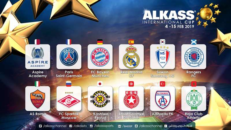 """Résultat de recherche d'images pour """"al kass international cup 2019"""""""