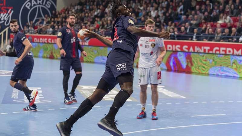 preview psg handball nantes paris saint germain. Black Bedroom Furniture Sets. Home Design Ideas