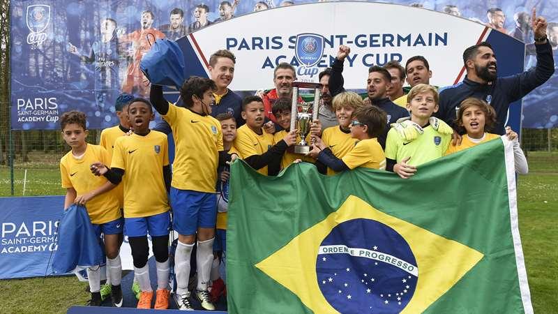 La Cinquième Paris Saint Germain Academy Cup Débutera Le 15 Mai à
