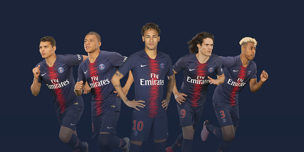 acd3a11e006 The Squad | Paris Saint-Germain