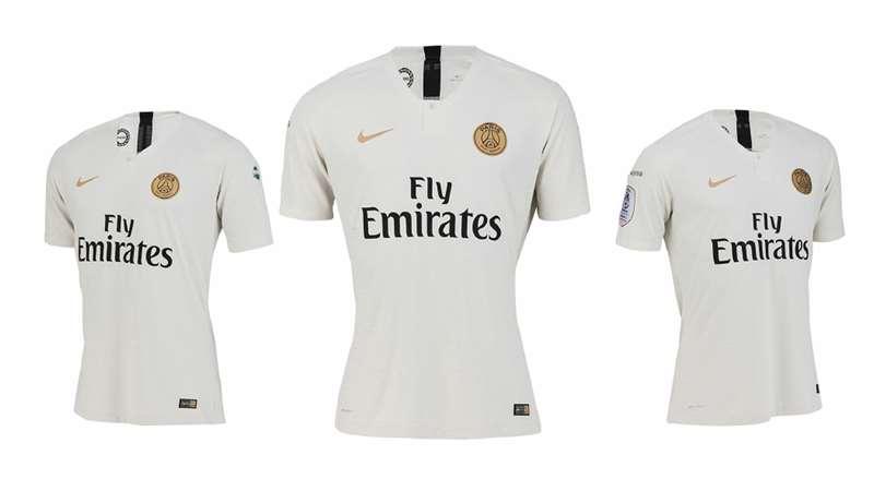 Paris Saint-Germain s 2018-19 away kit pays homage to the city they ... 270511c97